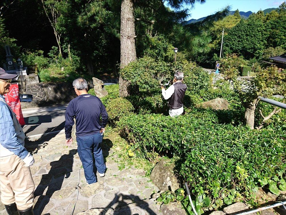 松陰先生の墓を守る会