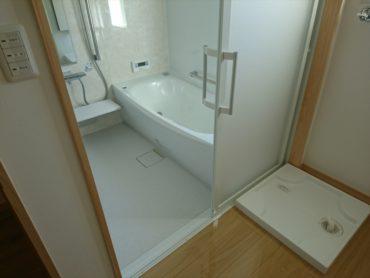 バスルーム 健康住宅
