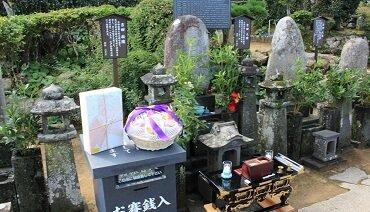 松陰先生160回忌墓前祭