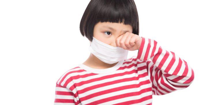 増加するアレルギー症状の子どもたち!原因は住環境!?