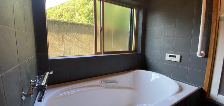 浴室リフォーム工事例(在来工法)